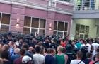 З явилося відео бійки футбольних фанатів в Одесі
