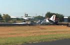 В США разбился небольшой самолет