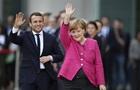 Німці більше довіряють Макрону, ніж Меркель