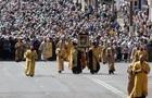 В УПЦ МП заявляють, що їм заважають в організації Дня Хрещення Русі