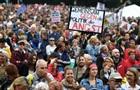 У Мюнхені десятки тисяч протестували проти  політики страху