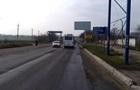 Протестующие перекрыли трассу в Одесской области
