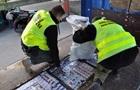 У Польщі затримано контрабандистів за торгівлю сигаретами з України