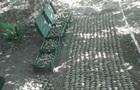 Біля Одеської залізниці знайшли п ять тисяч боєприпасів