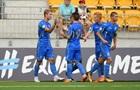 Україна мінімально обіграла Туреччину і вийшла в півфінал ЧЄ серед юнаків