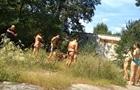 В Запорожье отдыхающие на пляже устроили самосуд над вором