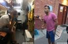 Українські футболісти побили таксиста, відмовившись йому платити