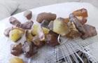 На таможне в Запорожье нашли мешки с янтарем