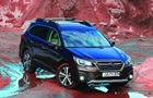 Тест-драйв оновленого універсала Subaru Outback