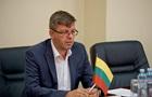 Литва выделит миллион евро на нужды Донбасса