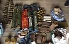 У будинку екс-добровольця знайшли ще один арсенал зброї