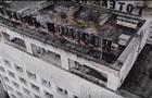 Британская группа сняла клип в Чернобыле