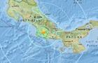 Землетрясение магнитудой 6,1 произошло в Коста-Рике