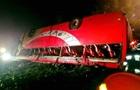 У Польщі розбився український автобус з туристами