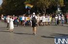 В центре Одессы прошел ЛГБТ-парад
