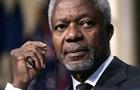 У Гані оголосили тижневу жалобу через смерть Кофі Аннана