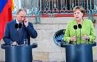 Меркель: Украина должна остаться транзитером газа