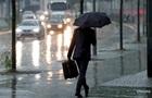 Негода в Києві триватиме всю ніч - Гідрометцентр