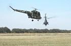 У Запоріжжі змагалися в вертолітному слаломі