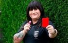 Перша рефері-трансгендер дебютувала в Англії