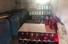 В Одессе обнаружили подпольный цех по изготовлению алкоголя