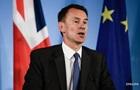 Британія вирішила закликати ЄС посилити санкції проти РФ