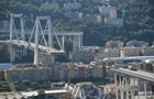 З явилося нове відео обвалення моста в Генуї