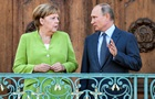 Путин заверил Меркель в сохранении транзита газа через Украину