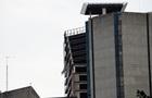 После землетрясения в Каракасе накренился небоскреб