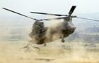 В Иране разбился военный вертолет