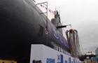 Daewoo спустила на воду перший корейський підводний човен