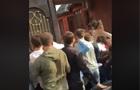 Масову бійку на чеченському весіллі зняли на відео