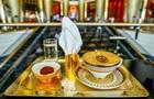 В отеле Дубая появился золотой капучино