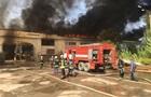Пожежу на комбінаті в Житомирі локалізували