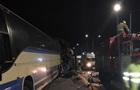На трасі в РФ зіткнулися два автобуси