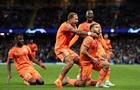 Манчестер Сити неожиданно уступил Лиону