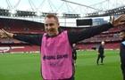 Ворскла протестувала стадіон Арсеналу в Лондоні