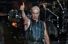 Фронтмен групи Rammstein приїде в Київ
