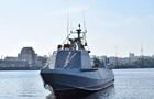 Другий український катер Кентавр спустили на воду