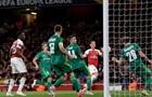 Арсенал - Ворскла 4:2 видео голов и обзор матча Лиги Европы