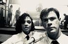 Люди в чорному: актори опублікували перше фото зі зйомок