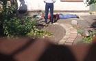 З явилося відео затримання чоловіка з угорським прапором