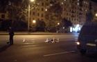 В Харькове на переходе сбили насмерть женщину