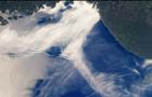NASA сняли самые редкие облака на Земле