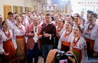 Голливудский актер стал профессором украинского университета