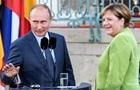 Nord Sream-2: СМИ узнали о беседе Путина и Меркель