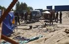У Києві сутички на скандальному будівництві