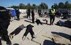 Конфликт на стройке в Киеве: задержаны 40 человек
