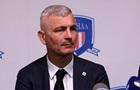 Тренер Арсенал-Київ подав у відставку