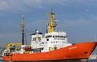 Спасательное судно Aquarius лишится флага Панамы